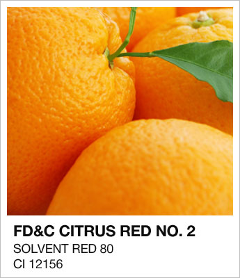 FD&C Citrus Red No. 2