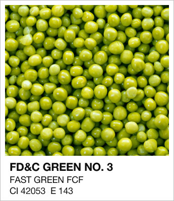 FD&C Green No. 3