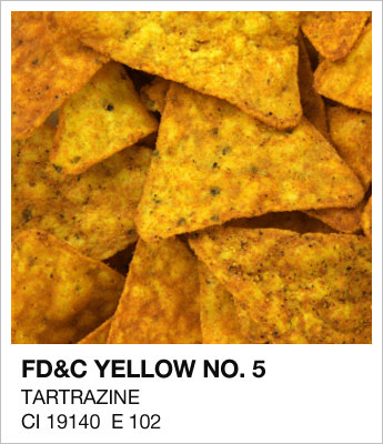 FD&C Yellow No. 5
