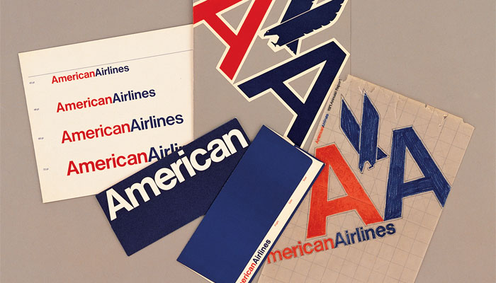 American Airlines identity system, 1967