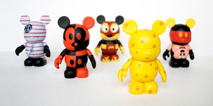 Disney's Vinylmation toys