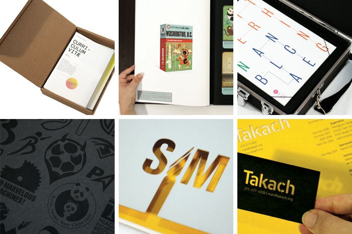 Graphic Design Print Portfolio Examples The Hippest