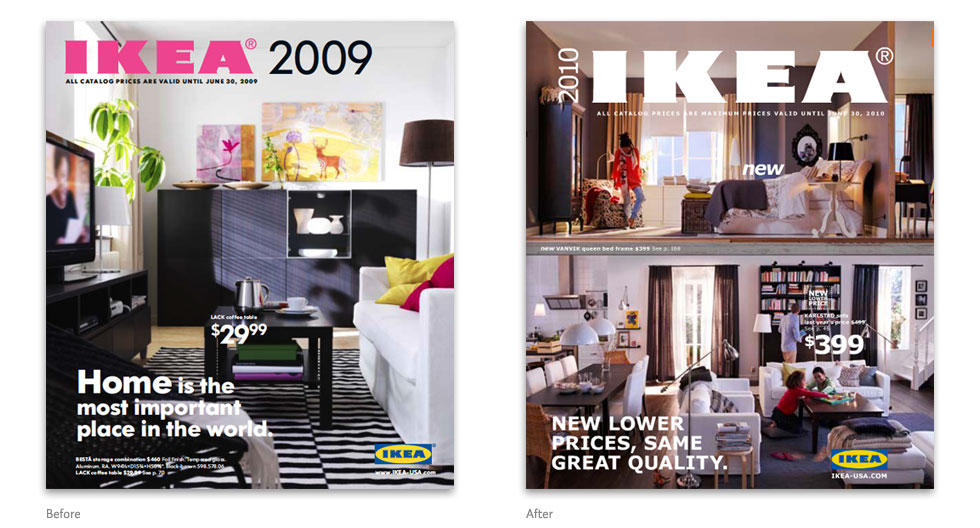 Image. IKEA says goodbye to Futura  idsgn  a design blog