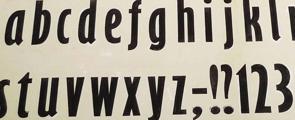 Know your type: Gill Sans: idsgn (a design blog)