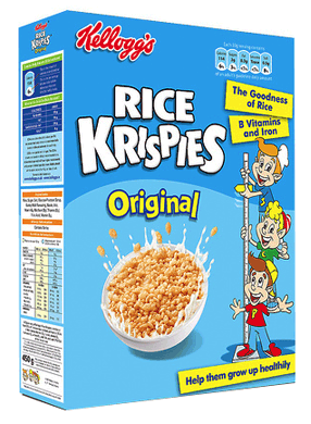 Rice Krispies in the UK