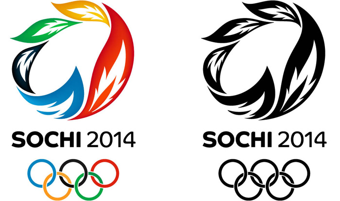 2014 Winter Olympics Logo