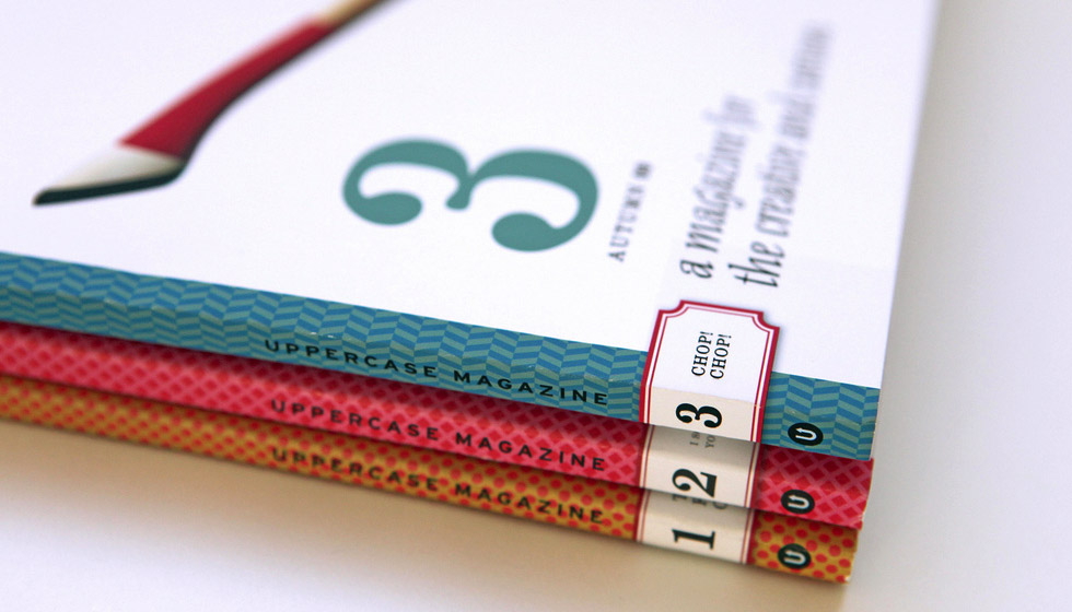 Uppercase Magazine (Photo: Uppercase, Flickr)